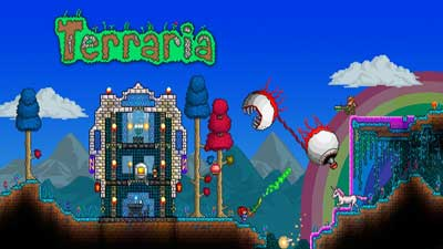 Terraria для Android