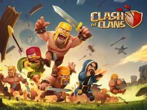 Взломанный Clash of Clans бессчётно денег да кристаллов скачать для Android